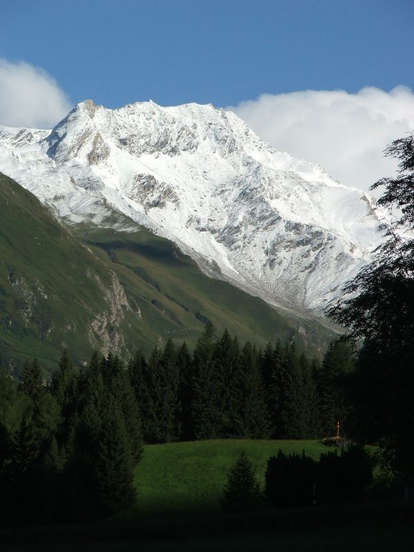 Hegyi túra Ausztriában