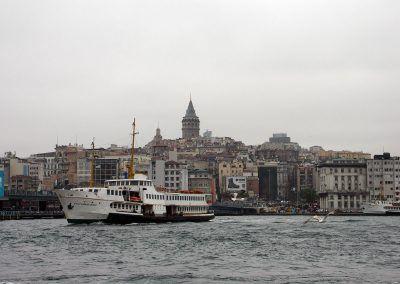 Isztambul, Galata torony