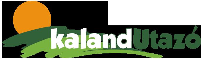 kalandutazó logo