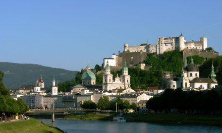 Salzburg, ékkő az Alpok határán
