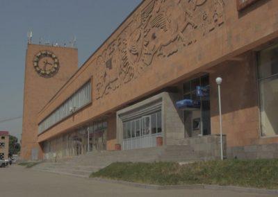 Gyumri, állomás