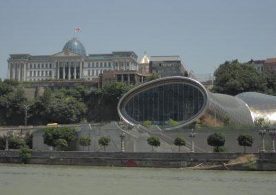Tbiliszi, Elnöki palota