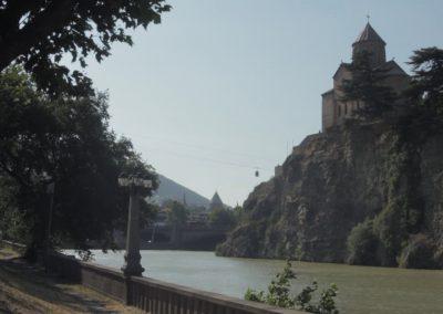Tbiliszi, Metekhi
