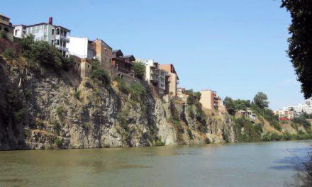 Tbiliszi, metropolisz a Kaukázusban