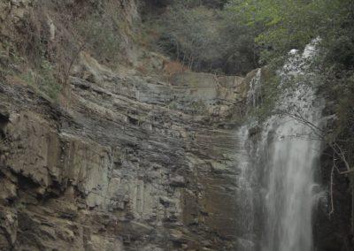 Tbiliszi, Vízesés