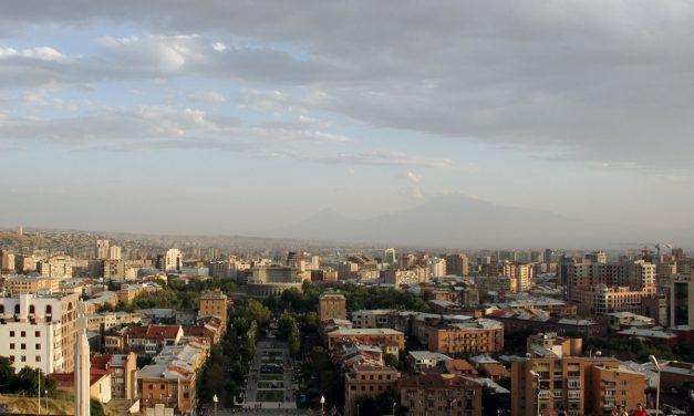 Jereván és Gyumri – 3000 éves városok
