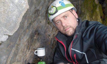 A barlangkutató, akinek a kaland a hivatása